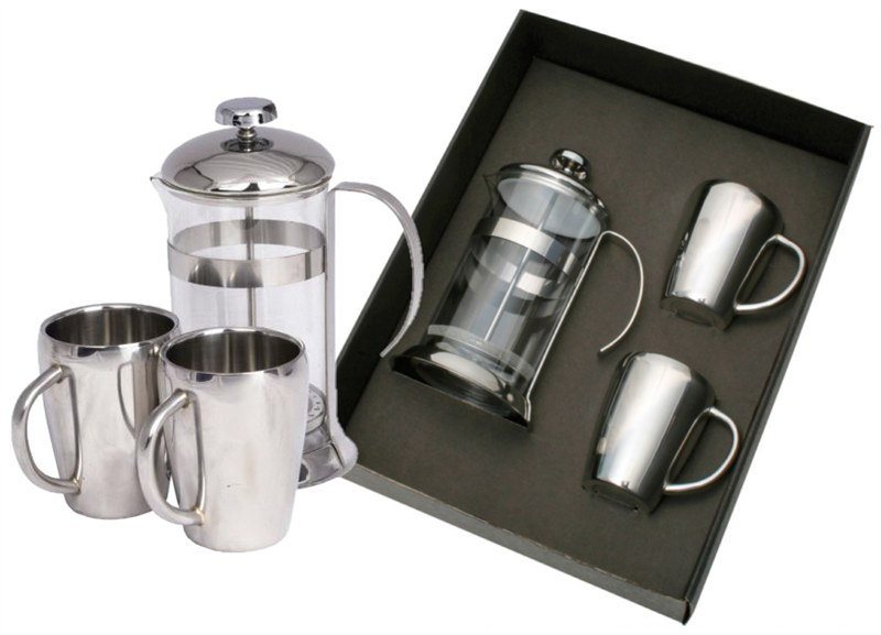 Coffee Sets & Plungers
