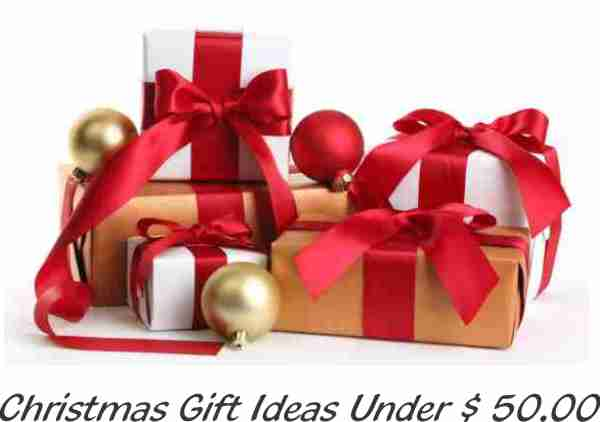Gift $25.00 to $ 50.00