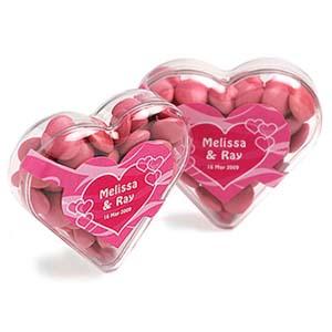 Hearts Acrylic