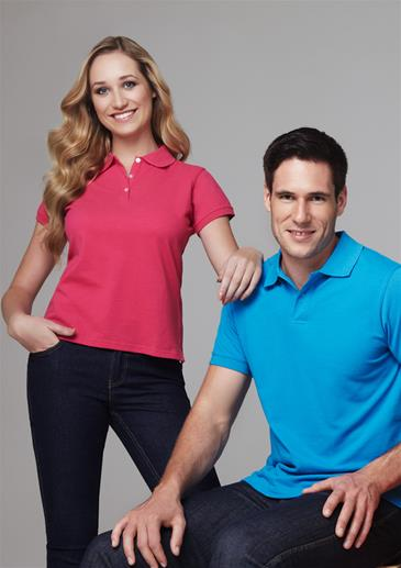 Poly/Cotton Polo Shirts