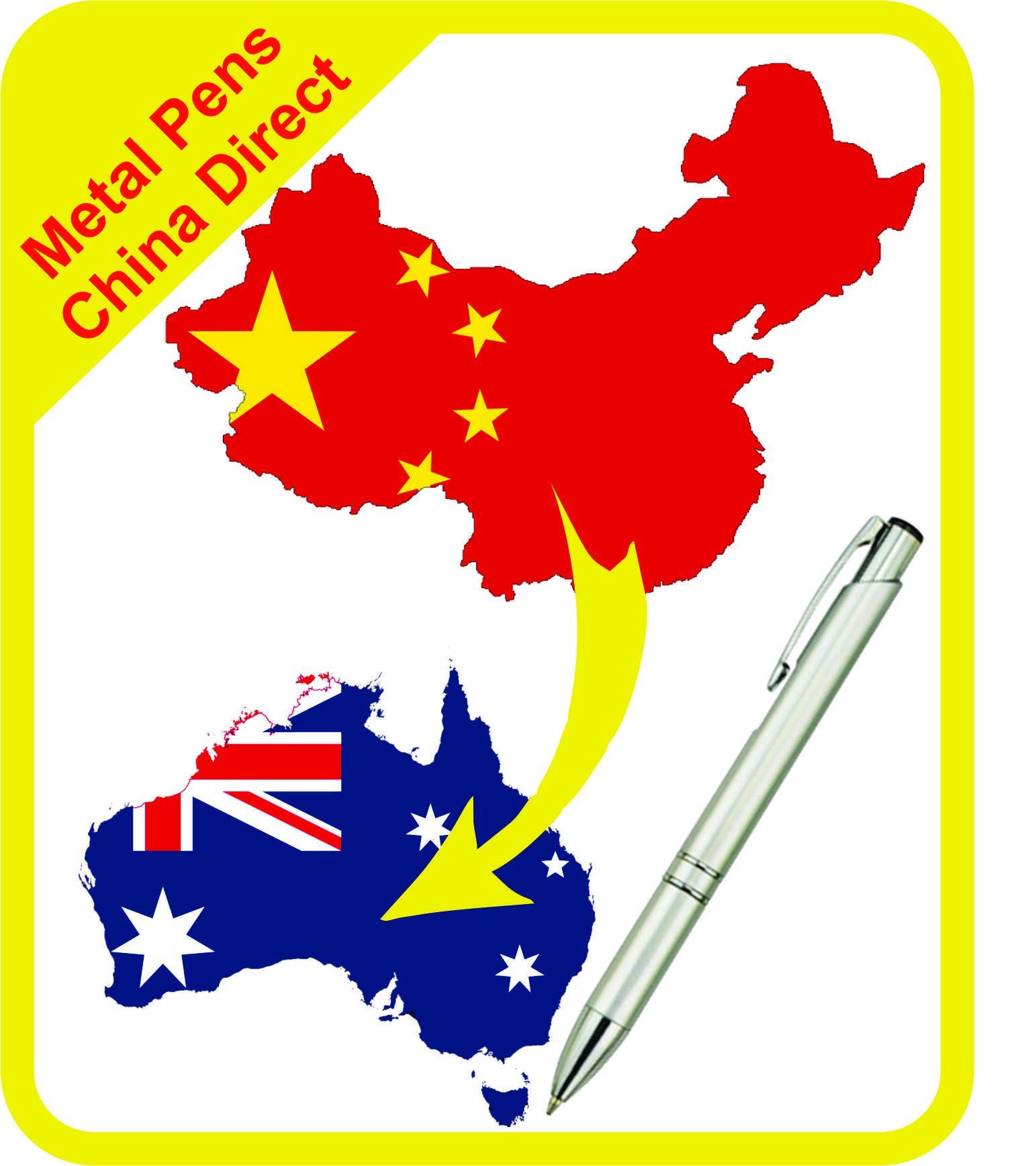 Metal Pens China Direct