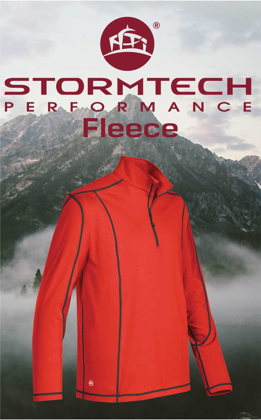 Stormtech Fleece Tops