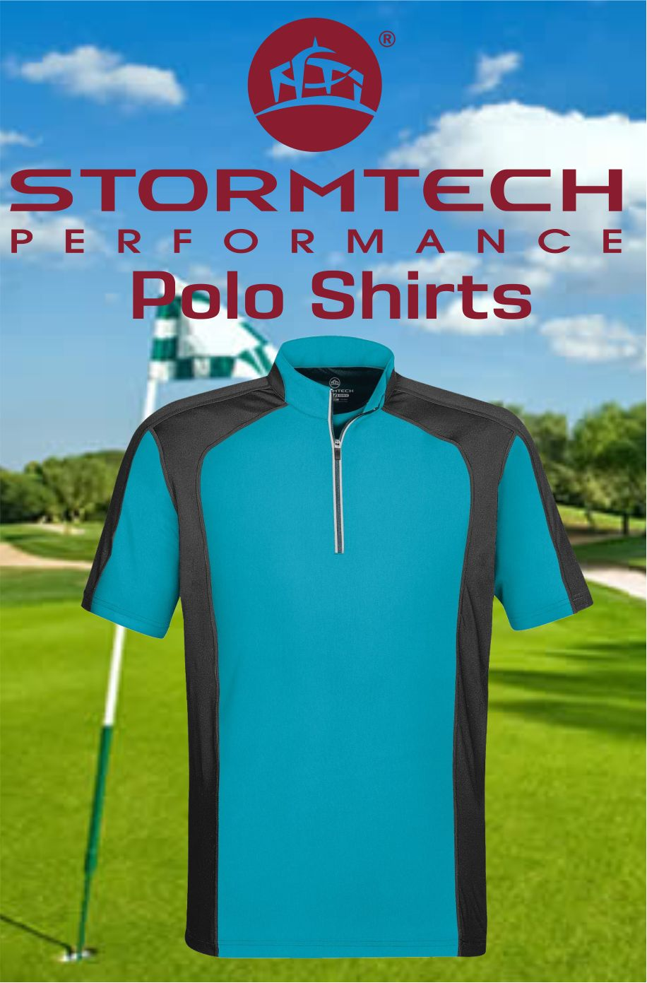 Stormtech Polo Shirts