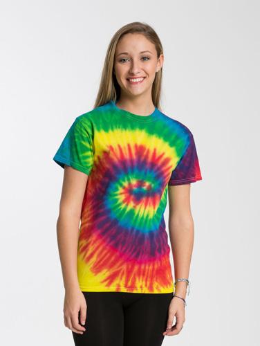 Gildan Adult Tie Dye T-Shirt