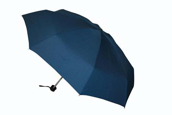 Micro Mini Opens into Big Folding Umbrella