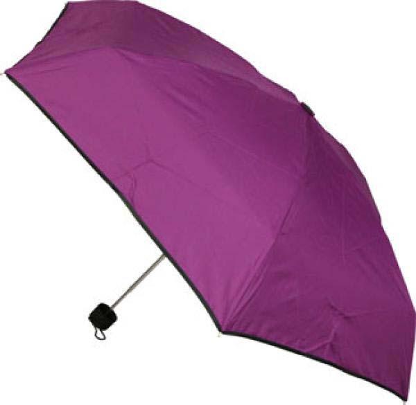 Ladies Folding Umbrella with Own Zip Cover