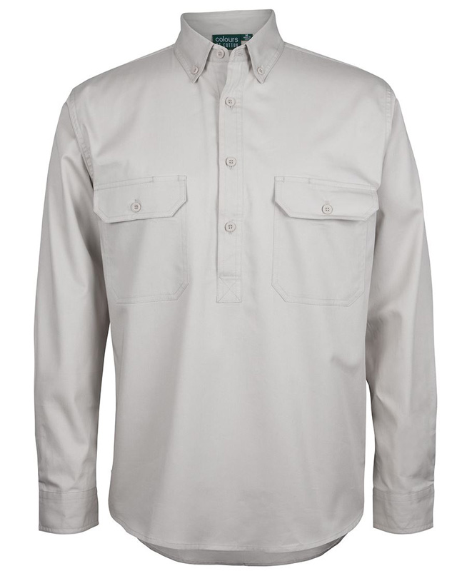 JB Longreach Closefront Shirt