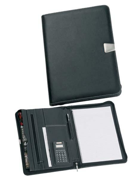 A4 Leather Compendium 503