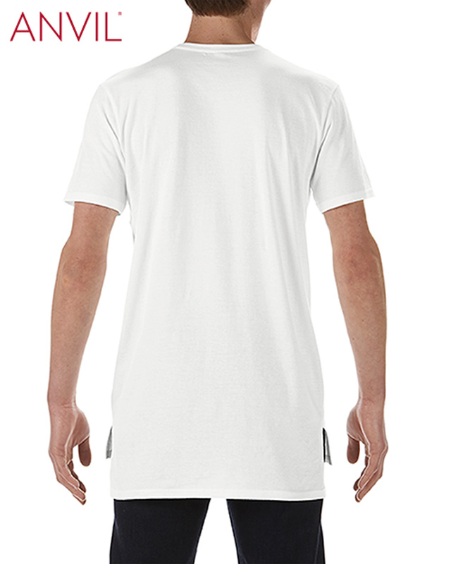 Gildan Adult Long & Lean Tee