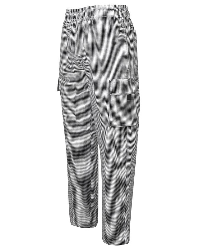 Chef's Elasticated Cargo Pant