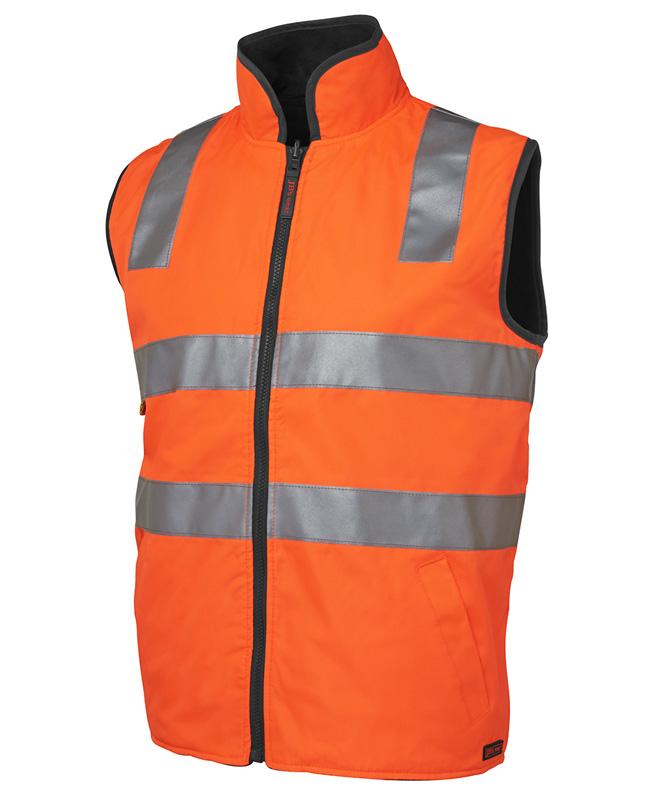 JB Hi Vis Reversible Vest