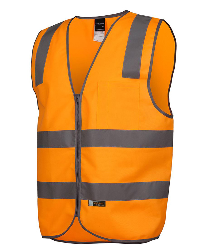 JB VIC Rail (D+N) Safety Vest