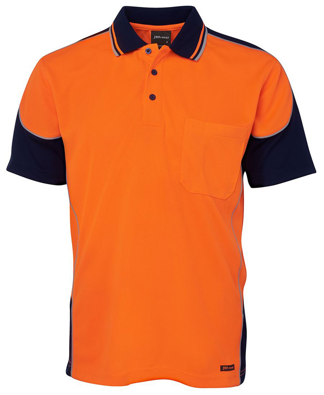 JB Cotton Back Polo