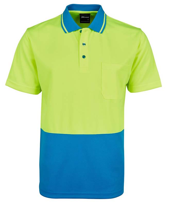 JB Hi Vis Polo Shirt
