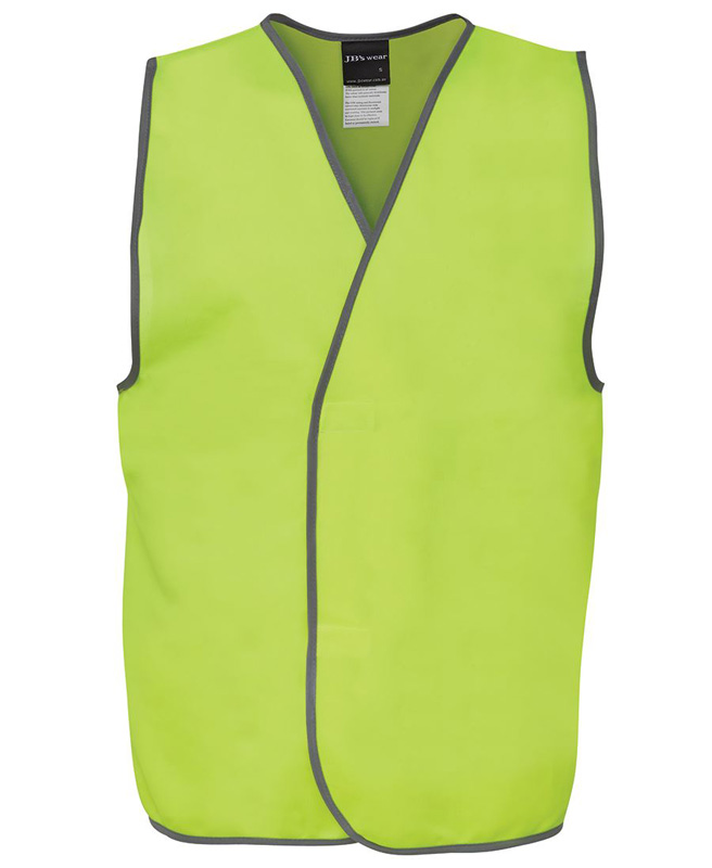 JB Hi Vis Safety Vest