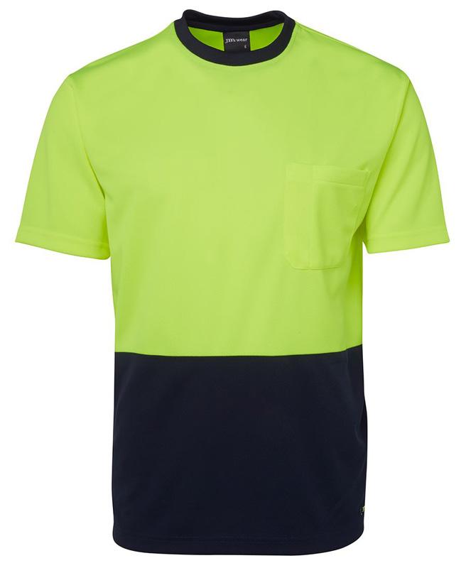 JB Hi Vis Traditional T-Shirt