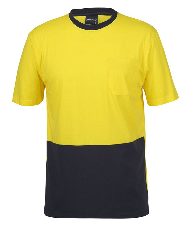 JB Hi Vis Cotton T-Shirt