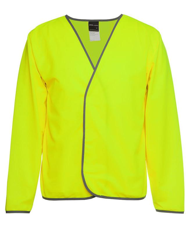 JB Hi Vis Tricot Jacket Vest