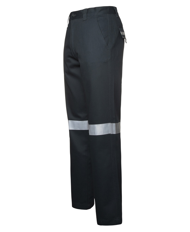 JB Mercerised Work Trouser with 3M Tape