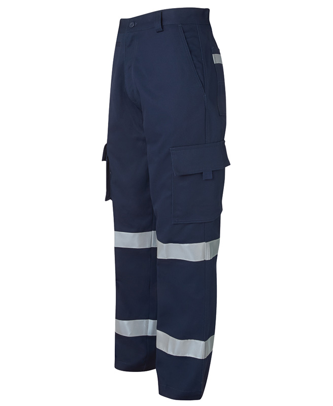 JB Mercerised Multi Pocket Pant 3M Tape