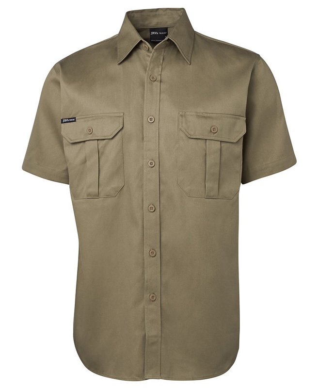 JB Classic Work Shirt