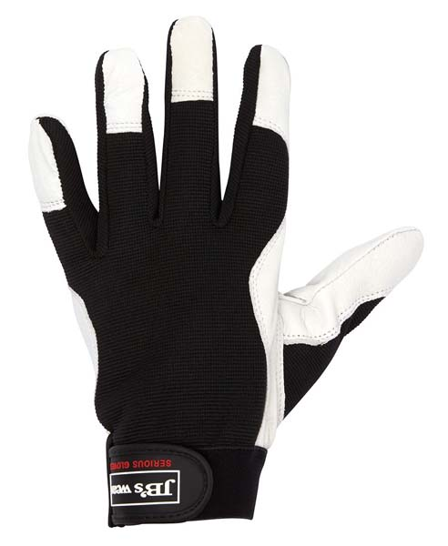 Stretch Leather Glove 10 Pck