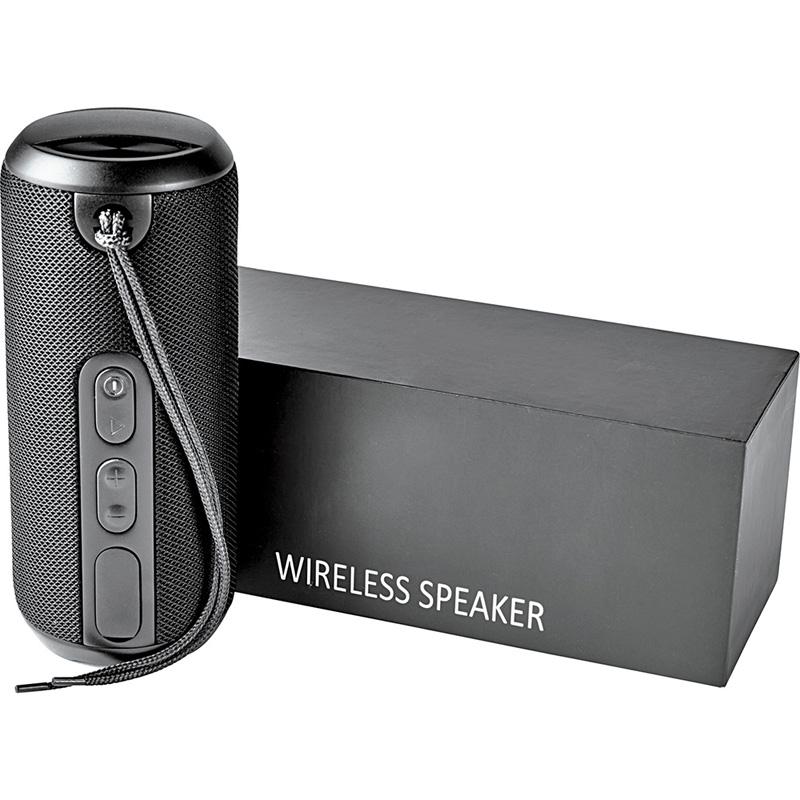 Rugged Fabric Waterproof Speaker