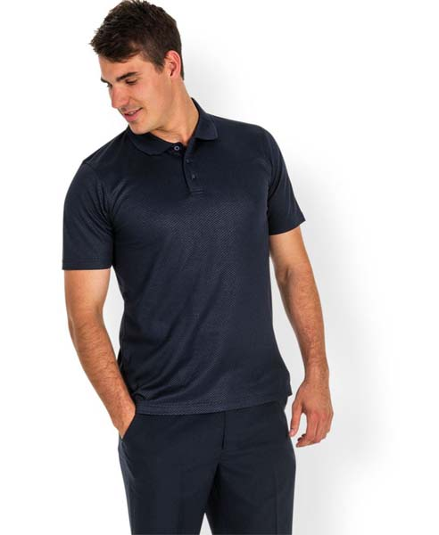Cotton Back Yardage Polo