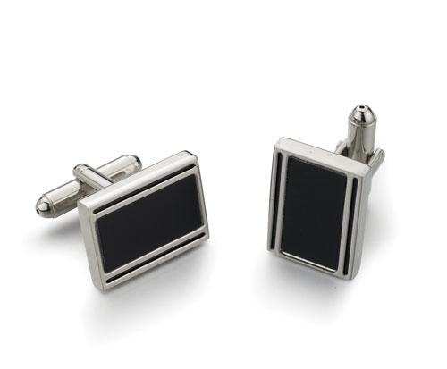 Aluminium Cufflinks