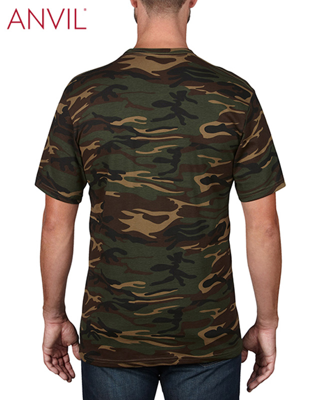Gildan camouflage tee new clothing noveltees for Gildan camouflage t shirts