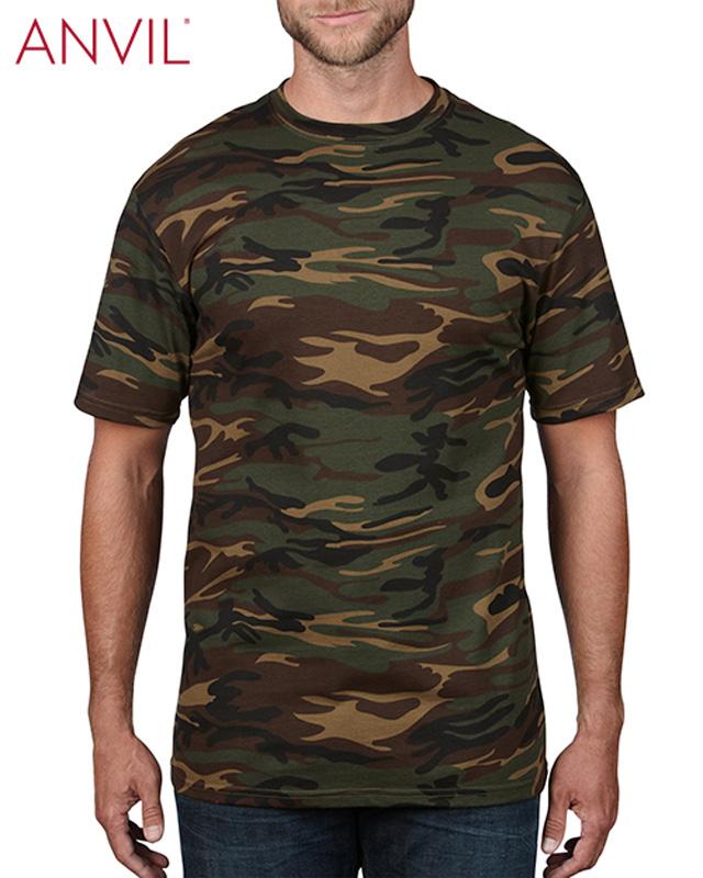 Gildan Camouflage Tee