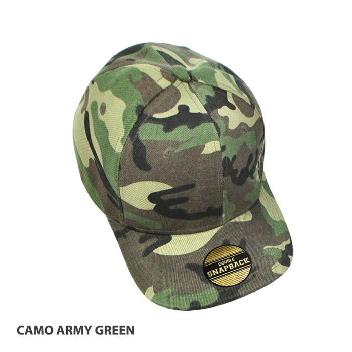 Mamba Camo Cap