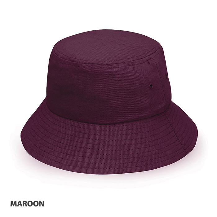 Brushed Bucket Hat