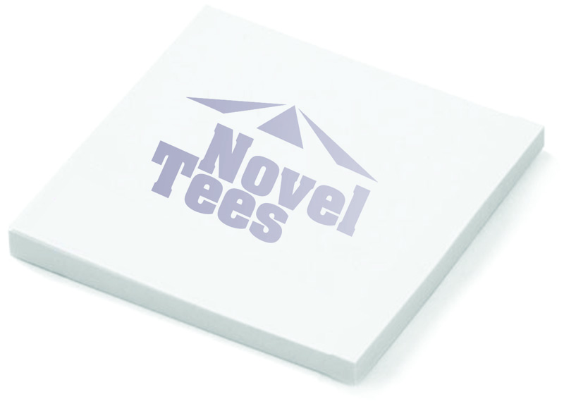 Promotional Post it Note 75mm White