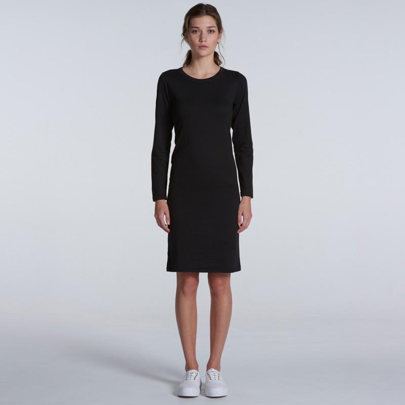 AS Colour Mika Long Sleeve Dress
