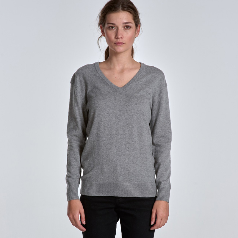 AS Colour Prep V-Neck Knit