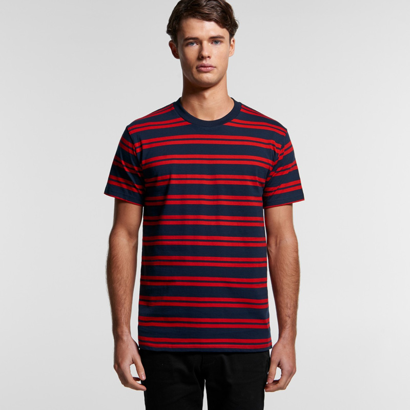 AS Colour Stripe Tee