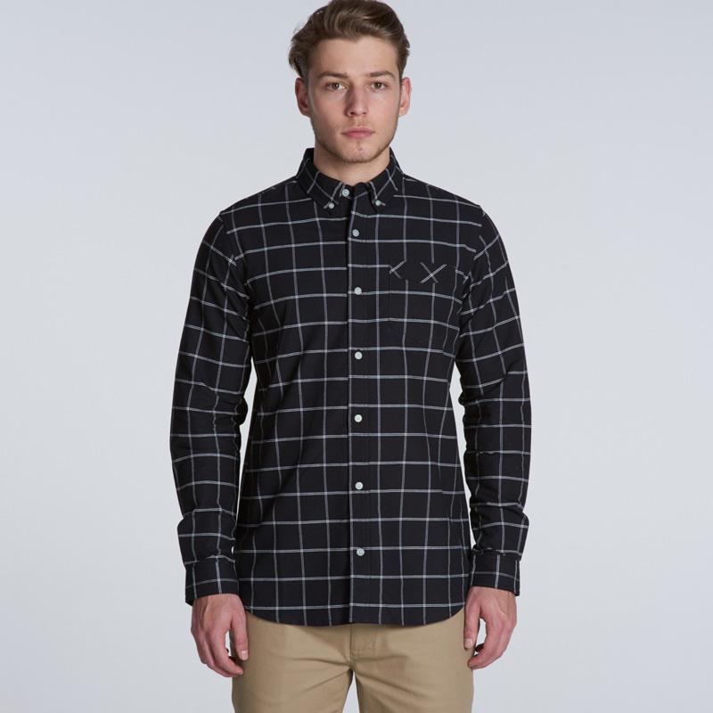 AS Colour Oxford Pattern Shirt