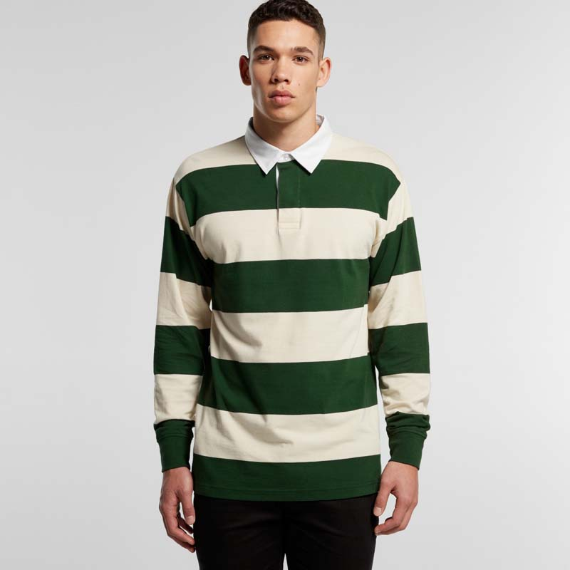 AS Colour Rugby Stripe Jersey