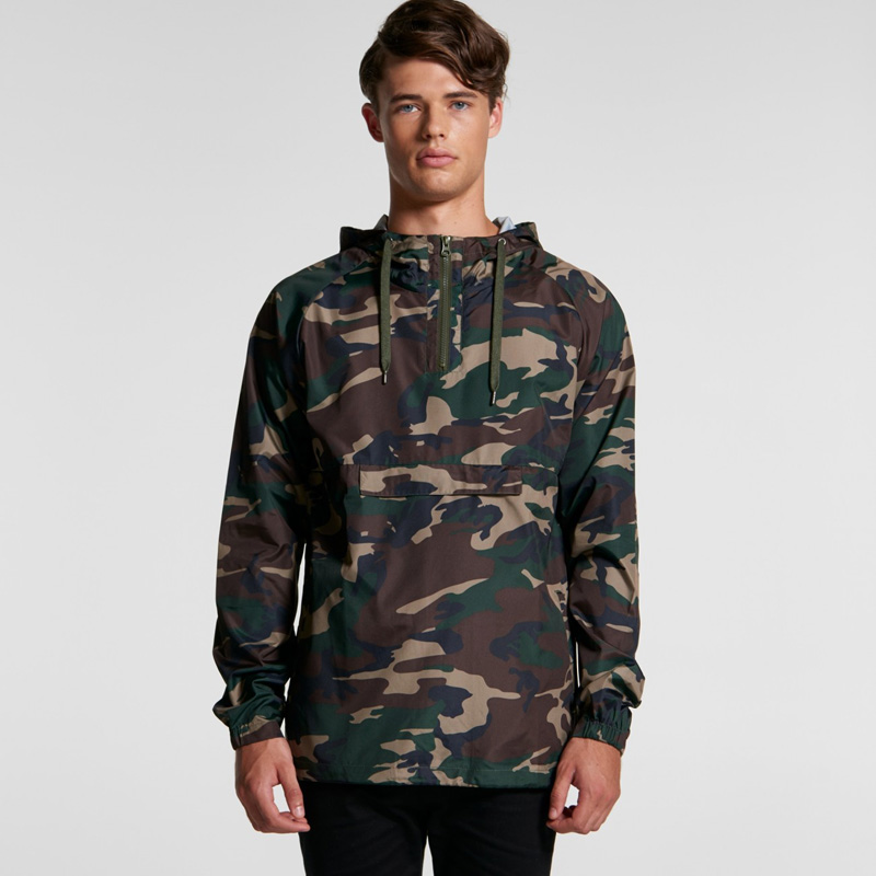 AS Colour Cyrus Camo Windbreaker