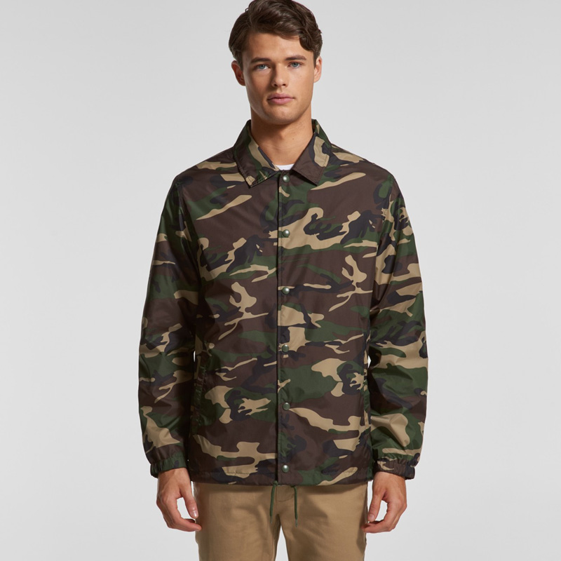 AS Colour Coach Camo Jacket