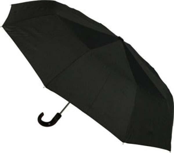 Sporty Mens Open, Close Folding Umbrella