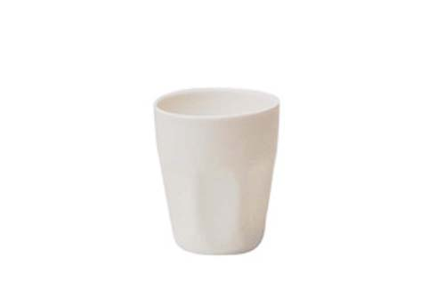 White Basics Latte Cup