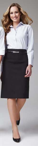 Ladies Below Knee Skirt