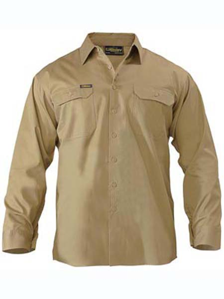 Bisley Cool Light Weight Shirt