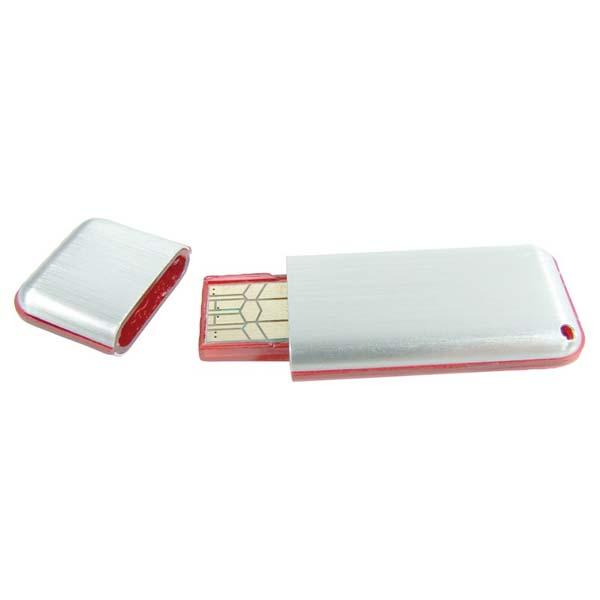 Aluminium Slim Drive - 4GB