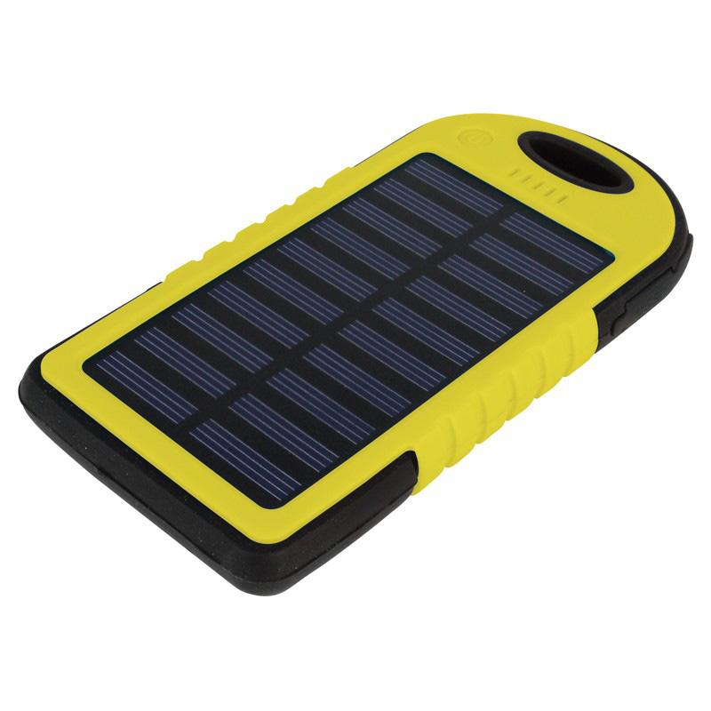 Panama Solar Power Bank