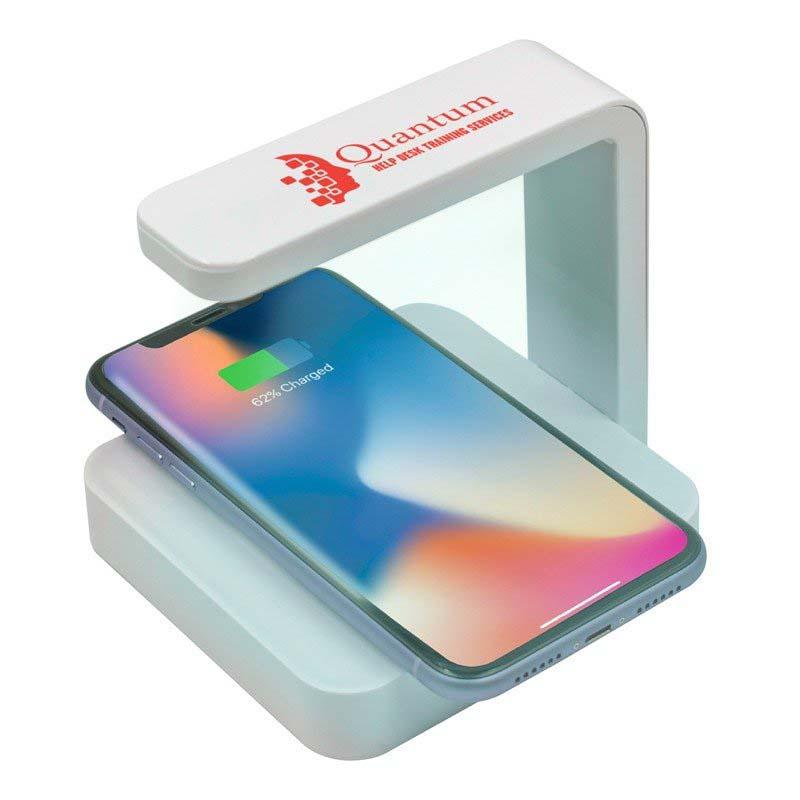 Apollo Smart UV Steriliser Wireless Charger