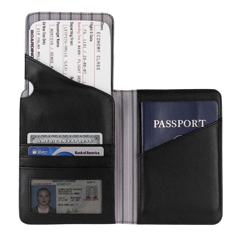 Cutter & Buck® Performance Travel Wallet