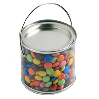 Medium Bucket Filled with Choc Beans